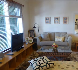 Chic and cosy, garden setting guest accommodation - Saint Kilda East - Gästehaus