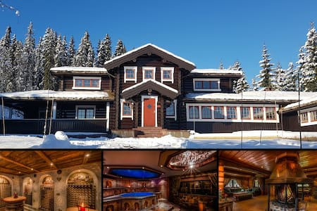Luxury Ski In/Out Trysil Chalet - Trysil - Chalet