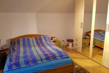 Übernachtung im Zentrum Schorndorf - Haus