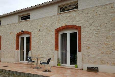 Dans ancien chais Residence privee - Cuxac-d'Aude - House
