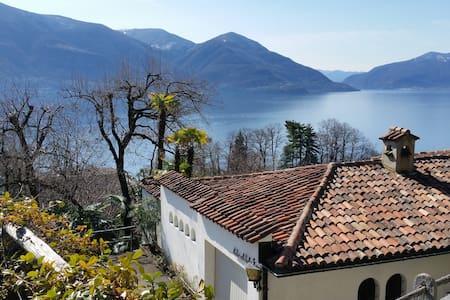 Ascona Monte Verità Top Position - Apartament