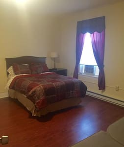 (18-1) Bright, Private Studio Apartment! - Nashua - Pis