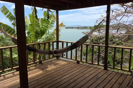 Tropical Bongalow on a cliff! - Fajardo - Apartment