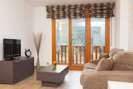 Beautiful 1 Bedroom apartment. TTq114 - El Tarter - Apartamento