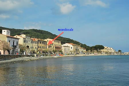 MONOLOCALE MARCIANA MARINA - ISOLA D'ELBA - Otros