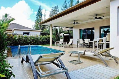Pool Villa No.6 - Choeng Thale - Villa