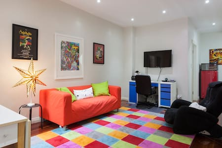 Funky modern studio on Sydney Park - Saint Peters - Apartment