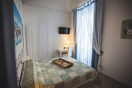 B&B Le Ferule | Room Celeste - Manfredonia - Bed & Breakfast
