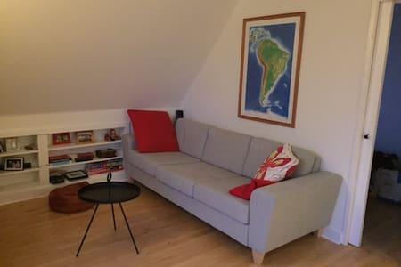 Villa apartment close to the center of Aarhus - Apartamento
