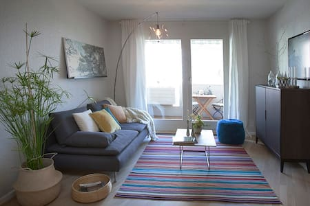 Nice renovated 2 bedrooms flat - Sion - Apartment