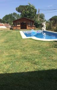 House with pool and car @ PGA Golf - Caldes de Malavella - Hus