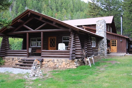 Teton Cabin - Choteau - Cabin