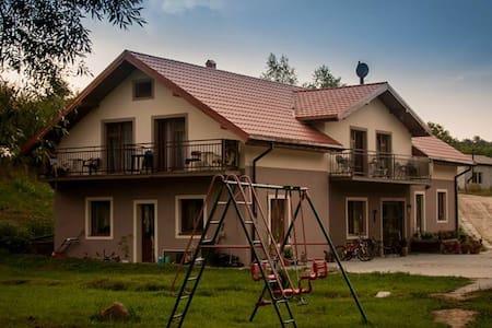 agroturystyka w Dolinie Narwi pokój jedno osobowy - Zosin - House