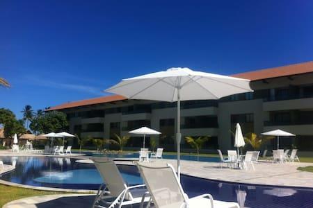 Ótimo flat no Carneiros Beach Resort (1 Quarto) - Wohnung