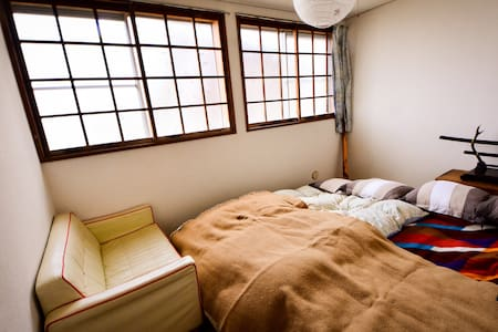 Retro Showa Japanese Room - Huis