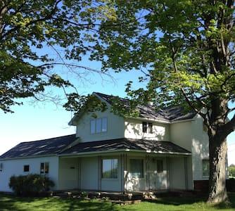 Marshall Farms, LLC - Ház