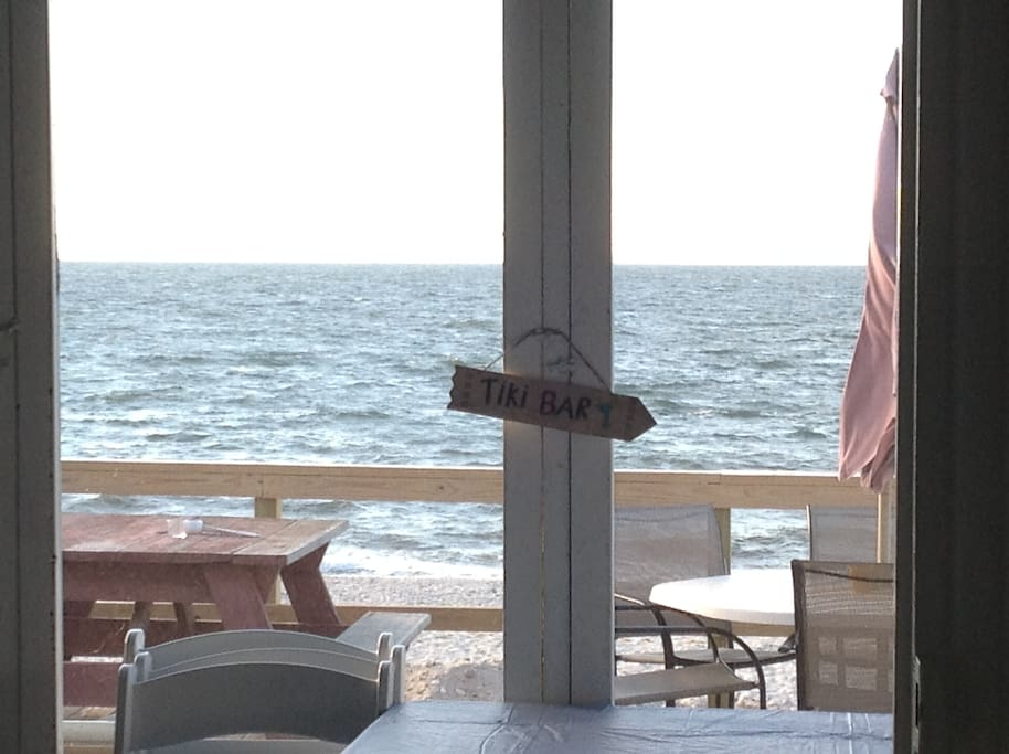 This is A TRUE beach house location