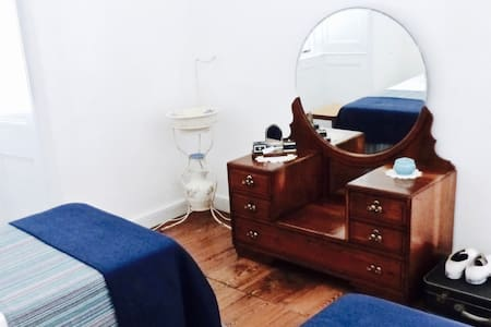 Double/Twin room - Azores vintage B&B - Horta