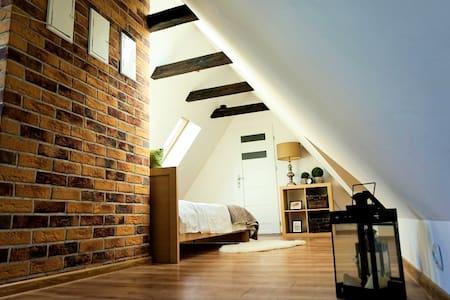Parkowa 2 - Apartament dwupoziomowy - Świeradów-Zdrój - Bed & Breakfast