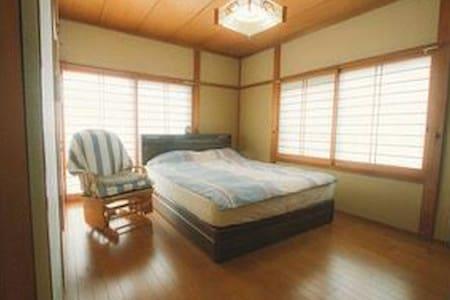 京都大阪にアクセス便利  山が見える景勝住宅 - 長岡京市