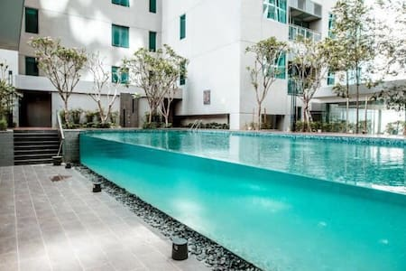 #15B Summer Suites FREE wifi! - Kuala Lumpur - Daire