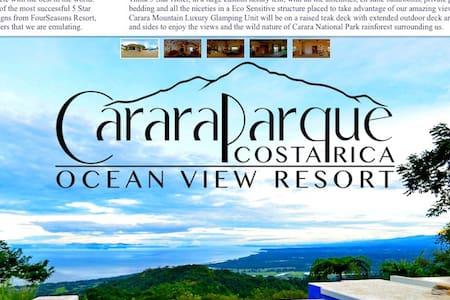 Ocean View Eco Resort - Szoba reggelivel