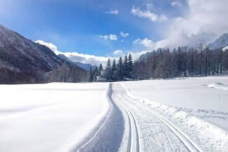 alloggio indipendente tra le Alpi valdostane - Flat
