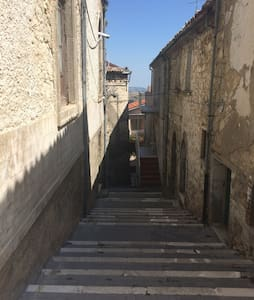 Casetta di montagna, fresca ed accogliente - Montefalcone nel Sannio