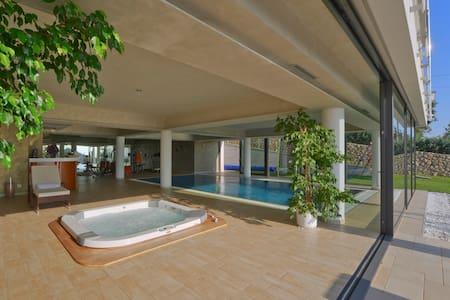 Villa Biocrystal - Hreljin - Villa