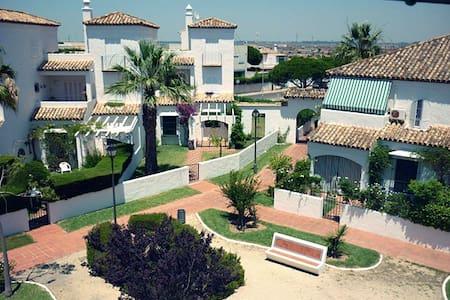 Apartamento  Costa Santi-Petri. Pueblo marinero - Poblado Sancti Petri - Pis