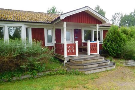 Sörgårdsvillan - Karlstad NO - Casa