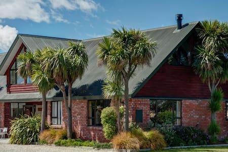 SNOW DENN LODGE, METHVEN - Triple Dorm - Guesthouse