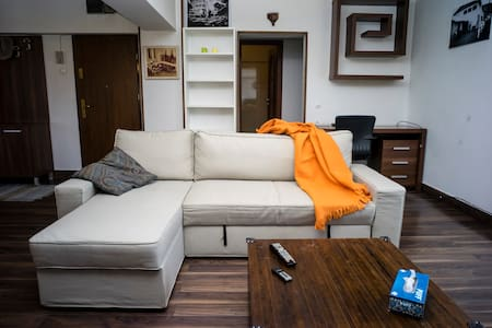 Central, comfy, modern and cheap - București - Apartment