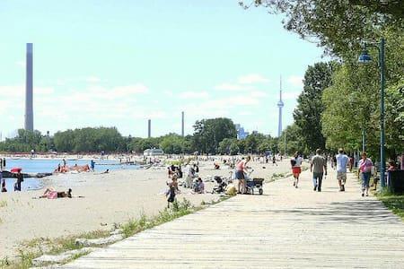 Cozy Toronto Beach(es) B&B - Toronto - Bed & Breakfast