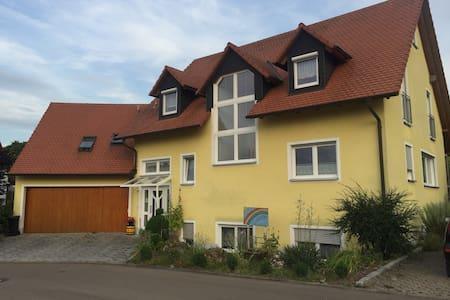 1-2 Pers Zimmer in Mittelfranken - Marktbergel - Ev