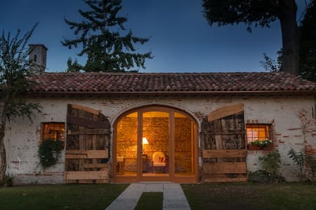Mike & Mo's apartment in Villa Prosdocimi - Carmignano di Brenta