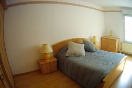 59m2 apartment fully equipped family & relaxation - Wintzenheim