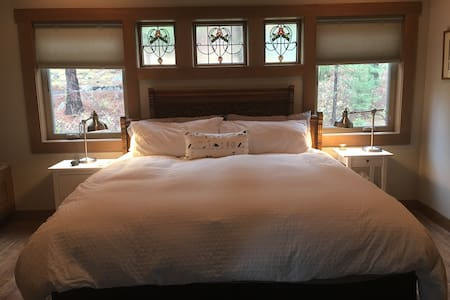 East Wing Guest Suite -  2 mi from Leavenworth - Leavenworth - Guesthouse