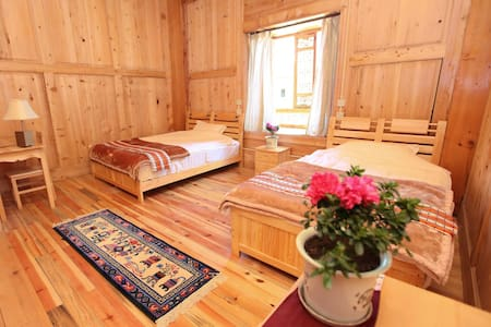 Pasture Guesthouse: Tibetan Style B - Bed & Breakfast