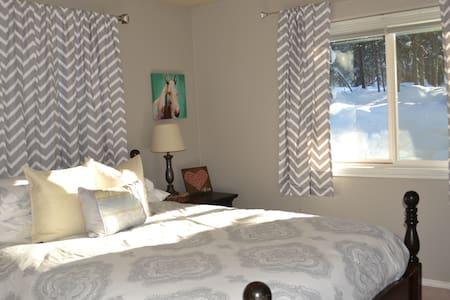 Cozy & Chic 2 bedroom Condo - Sunriver