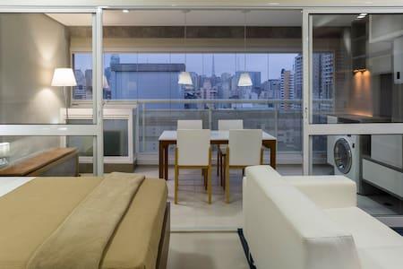 Moderno apto proximo a Paulista - San Paolo - Appartamento