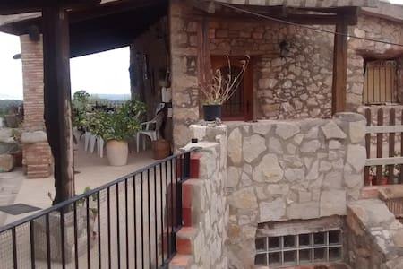 Joli mas de campagne en Espagne - Castelló - Haus