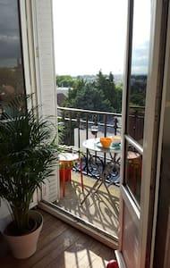 Vue sur Paris - Apartamento