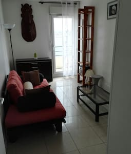 Belle chambre avec balcon - Vitry-sur-Seine - Apartamento