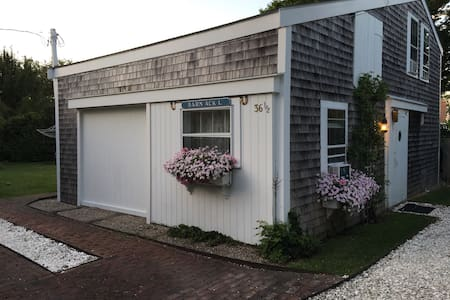 Charming 2 Bedroom Right in Town! - Nantucket