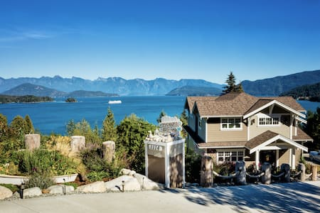 Luxury suite with awesome views! - Gibsons - House