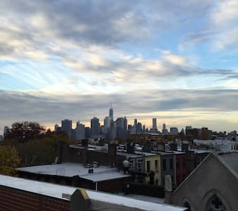 Huge apartment in Carroll Gardens - Apartment