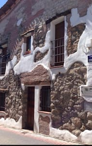 Casa rural Rustica terraza parking - Rumah