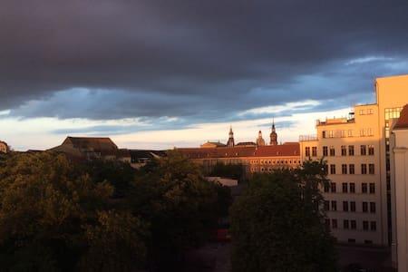 Altstadt Appartement, Skyline Blick - Dresden - Appartement