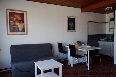 Studio en bord de mer - Seaside studio - Apartment